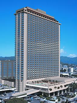 ハワイ・アラモアナホテル1