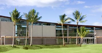 ハワイ ビショップ博物館1
