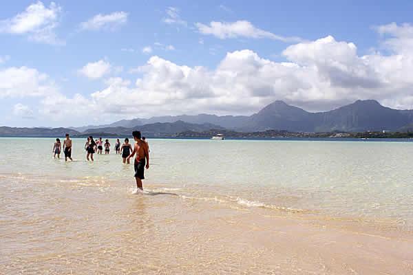 ハワイ カイルア カネオ2