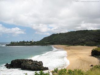 ワイメアビーチ1